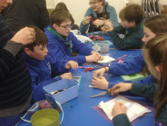 3rd Matlock Scouts